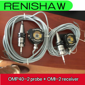 1PCS-USED-RENISHAW-OMI-2-receiver-OMP40-2-probe-SHIP-By-EXPRESS-warranty