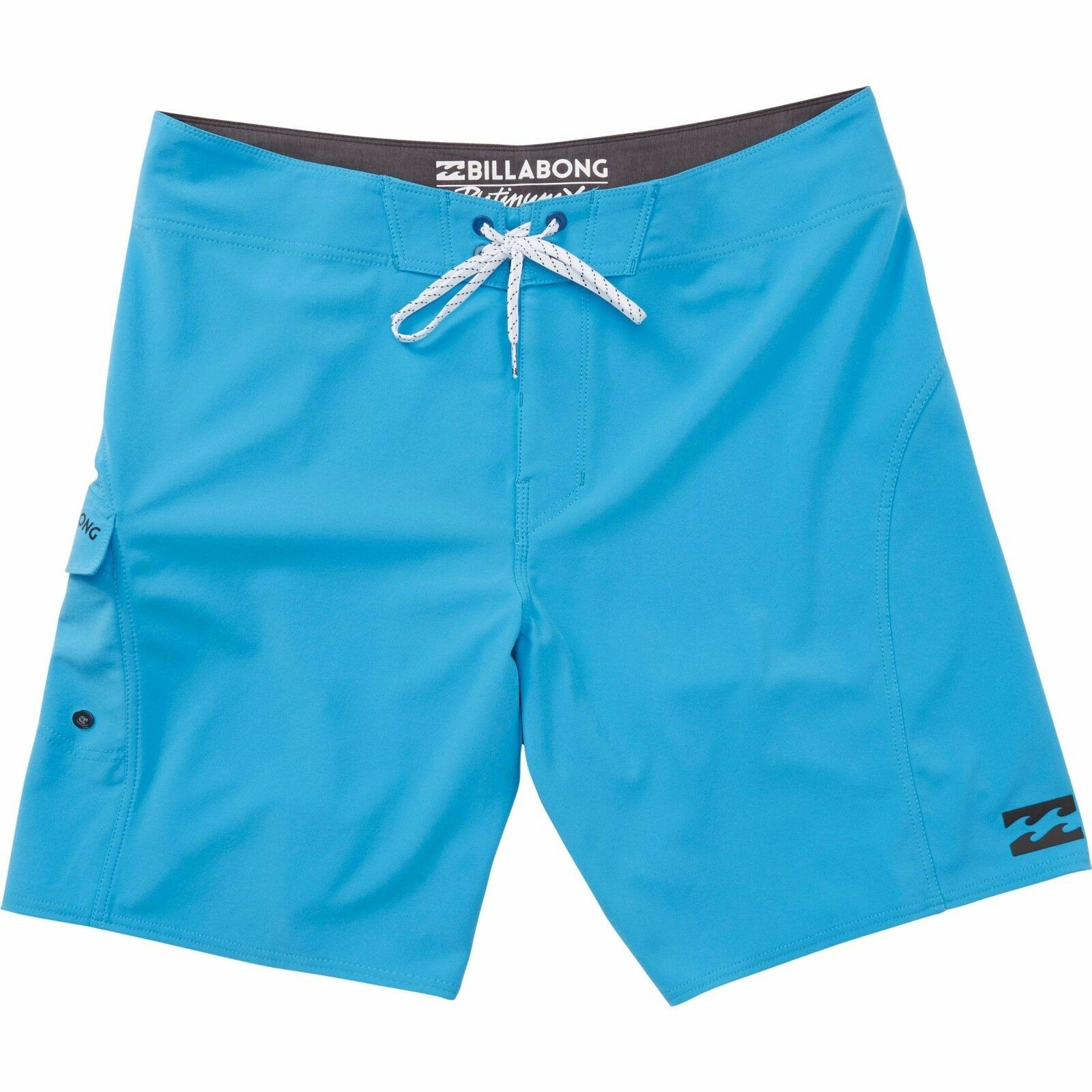 2016 NWT MENS BILLABONG ALL DAY X BOARDSHORTS  32 bluee performance fit