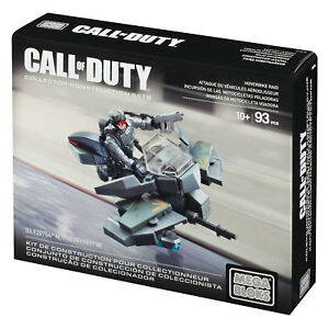 Nouvelle Mode Mega Bloks Call Of Duty Hoverbike Raid Collector Construction Set (cng76)
