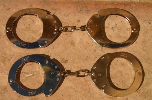 Handschellen Clejuso 11 Nr 11 No 11 Handcuff Anklecuff Nr 11A No 11A Germany