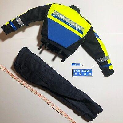 TE09-28 1//6th Scale ZCWO Police Force Escort Group 中Sir keys