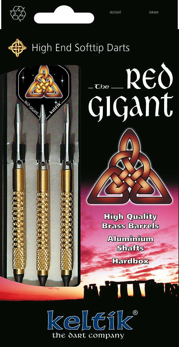 Soft Dart Soft Dart Arrows Keltik Red Gigant 18 G