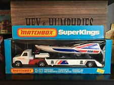 matchbox super kings K-27B-12 Rare Miss Solo 506 Version OVP mint/mint from 1982