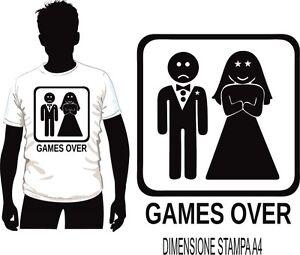 Magliette Bianche 20 T Stampa Personalizzate shirt games Con Monocolore Over q0aTnaUESx