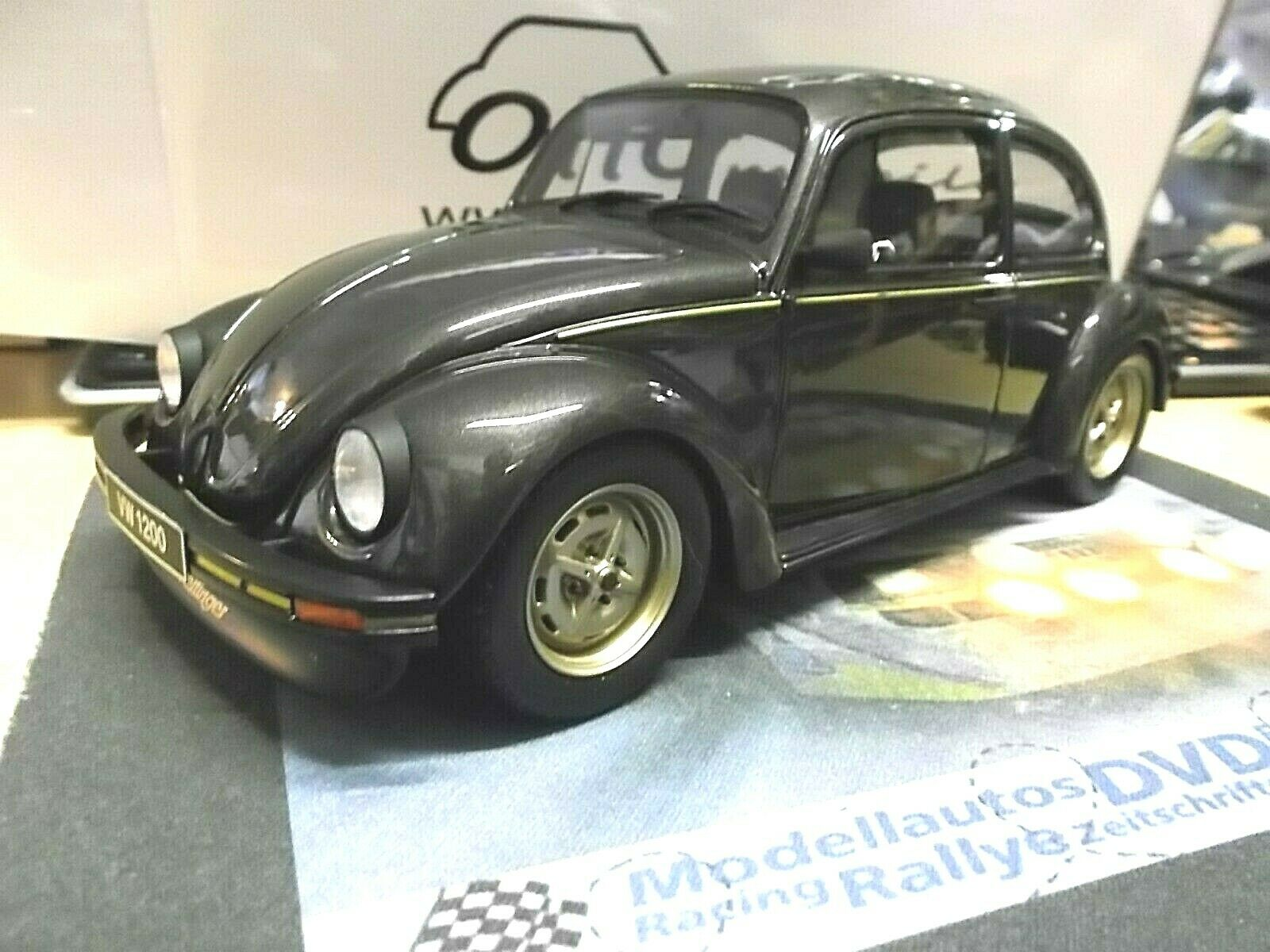 VW Beetle Beetle OETTINGER TUNING 1984 Okrasa Brown Brown Resin Otto RAR 1 18