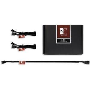 G823-Noctua-NA-SEC1-4-broches-PWM-VENTILATEUR-Extension-Cables-pack-de-3