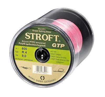 Stroft GTP rosa rosa GTP 500m tipo r2 Intrecciato Corda b0332a