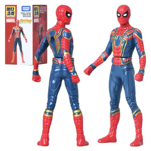 TAKARATOMY Metakore MARVEL IRON SPIDER Movie Figures