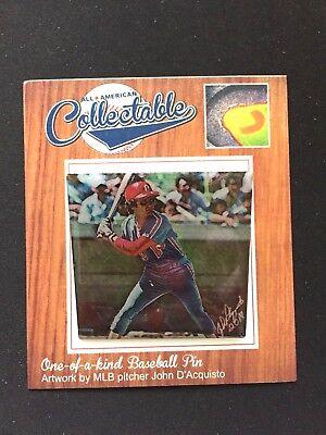 Weitere Ballsportarten Willensstark Philadelphia Phillies Larry Bowa Revers Pin-collectable Memories-fan Fav Spieler Quell Sommer Durst