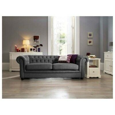 BRAND NEW HANDMADE CHESTERFIELD SOFA SUITE 3 SEATER 2 SEATER AND ARMCHAIR