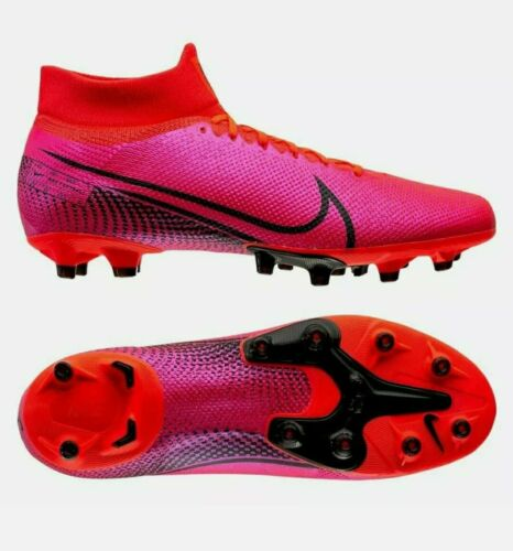 Nike Mercurial Superfly 7 Pro AG-Pro Homme Chaussures De Football AT7893-606 Taille UK 6