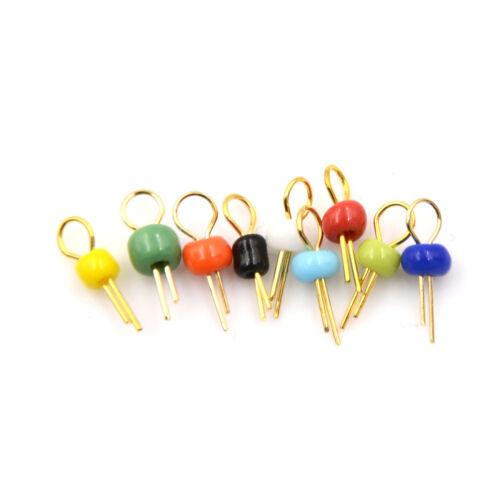50Pcs Tone Löten PCB Board Breadboard Test Point Pin nützliZBDE