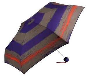 Damen-accessoires LiebenswüRdig Esprit Petito Regenschirm Minischirm Schirm Flashstripe Purple