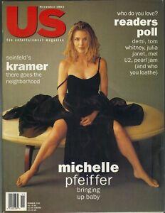 Michelle-Pfeiffer-Barefoot-US-Rivista-11-93-Evan-Dando-Belinda-Carlisle-GO-GO-039-S
