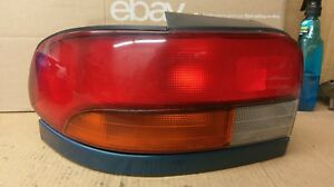 Image Is Loading 1998 Pontiac Grand Prix Driver Side Tail Light