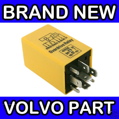 Volvo 240 900 Relay 740 960 Manual Overdrive 760 M46 700 940