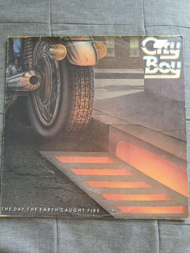 LP, City Boy, The Day The Earth Caught Fire