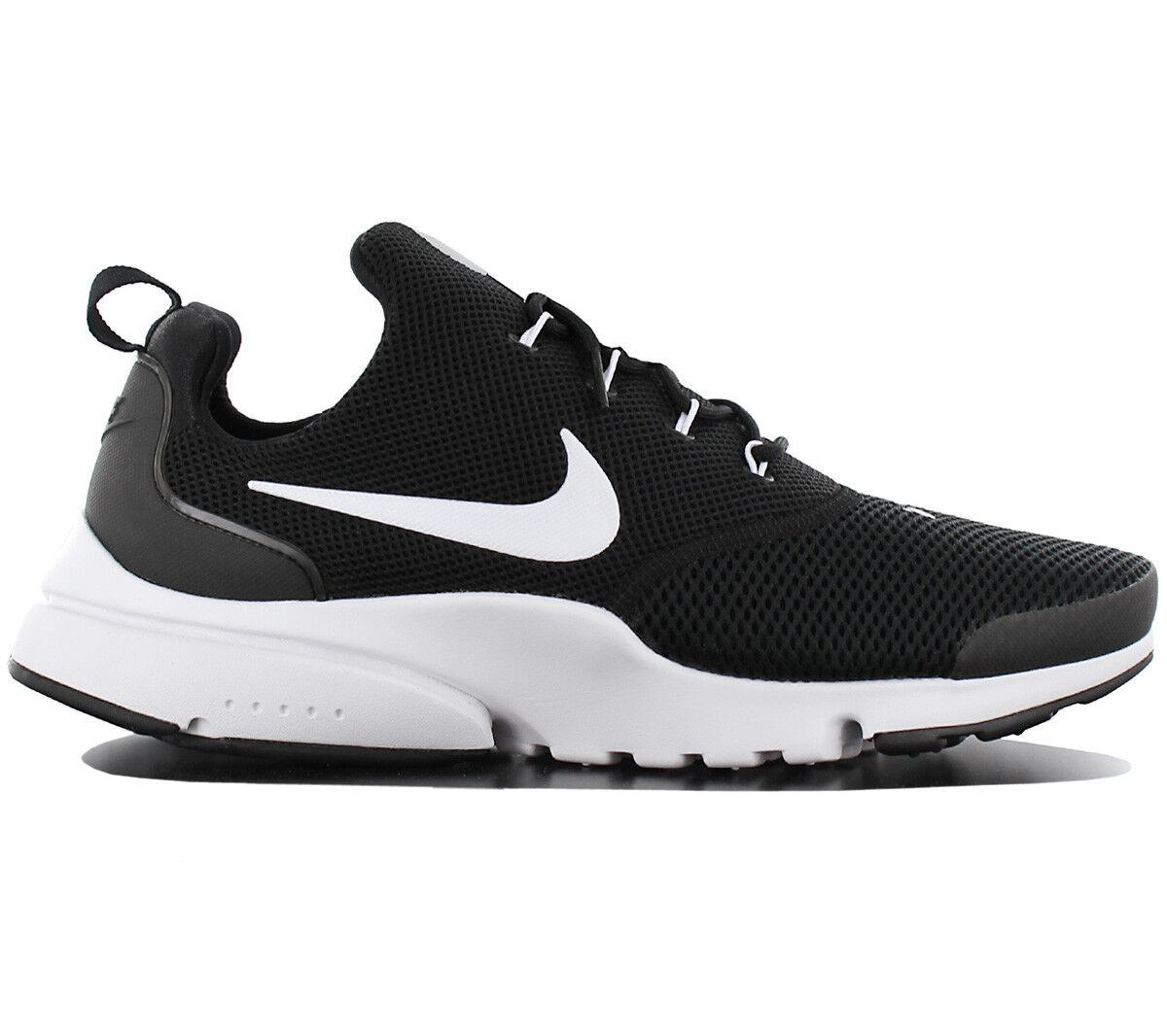 Nike Presto Fly Herren Schuhe Schwarz Sneaker Turnschuhe Freizeit 908019-002 NEU