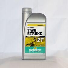 Motorex Two Stroke 2T 1 Liter Flasche Öl Motoröl Motorenöl 2-Takt