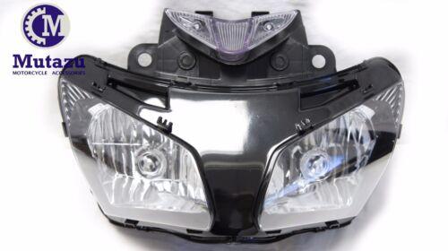 Mutazu Premium Quality Headlight assembly for Honda CBR500R 2013 2014 2015