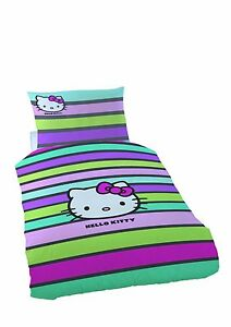 BETTWASCHE-Hello-Kitty-Fancy-80-x-80-135-x-200-cm-Linon-neu