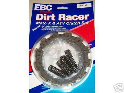 EBC Brakes DRC76S Dirt Racer Clutch