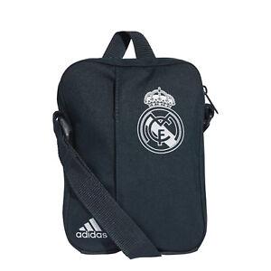 66b6ffa9f Image is loading Adidas-Shoulder-Bag-Linear-Organizer-Real-Madrid-Fashion-