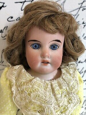 Thuringia 1900s Germany Shoulder head doll arms antique bisque porcelain antique dolls arms to stick in lower doll arms