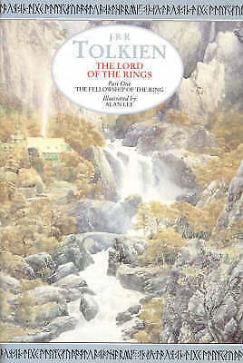 (Good)-The Lord of the Rings Part I - The Fellowship of the Ring (Paperback)-Tol