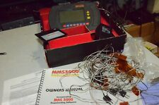 Cole Parmer Commtest Data Logger Lcd Graphing Measurement System Mms3000