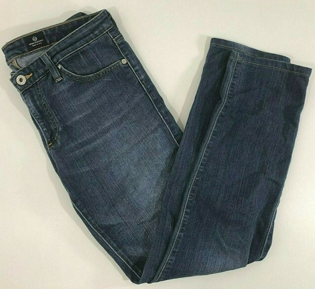 AG jeans Adriano Goldschmied The Stilt Cigarette Jean Women Size 29R