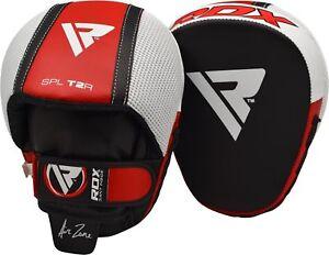 RDX-Pratzen-Handpratzen-Focus-Pad-Boxtraining-Kampfsport-Pratze-Thai-Kick-Boxen
