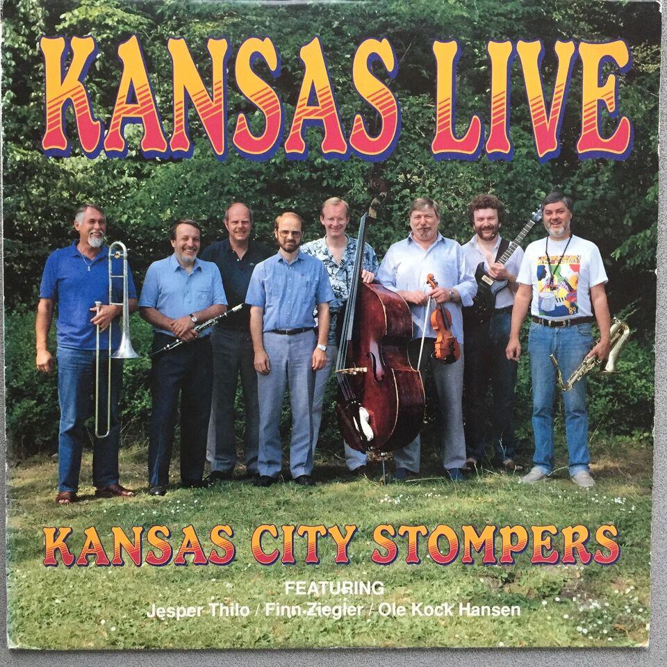 LP, Kansas City Stompers, Kansas Live