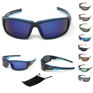 Polarized Sunglasses Sports Eagle Wrap Driving Motorcycle Bike Running Fishing