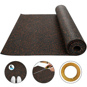 Rubber Floor Mat Flooring Rolls 8mm 3 8
