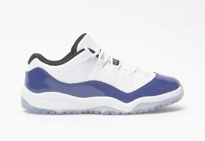 Nike Air Jordan 11 Retro Low Gp Concord Sketch Td 580522 100 Toddler Sizes New Ebay