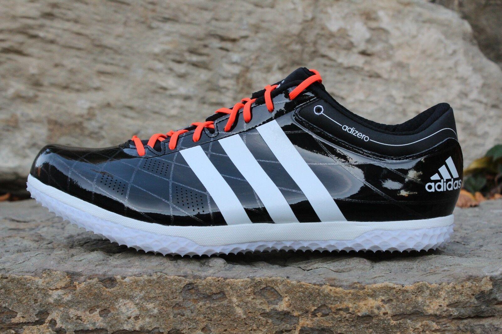 11 neue hochsprung adidas adizero h fl hochsprung neue track spikes schwarze größen 5, 10 56e03f