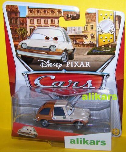 TUBBS PACER Giocattolo Mattel Disney Cars Pixar 1:55 Modellini Metallo Diecast