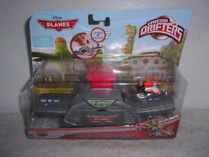Disney-Planes-Micro-Drifters-Take-Off-Launcher-New-in-Package
