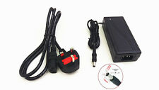 12V 5A 60W AC DC Power Supply+Power Cord CCTV Camera LED Strip Light Adapter PSU