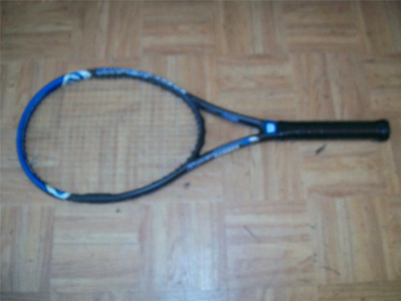 Wilson Hyper Hammer 4.3 midplus 100 4 3 8 grip raquette de tennis