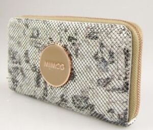 Brand-New-Mimco-Donkey-Mesh-Mash-Enamour-Wallet-Bag-Handbag-Dust-Bag