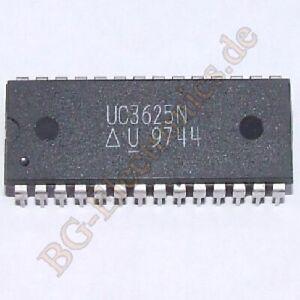 Details about 1 x UC3625N Brushless DC Motor Controller UNITRODE DIP-28 1pcs