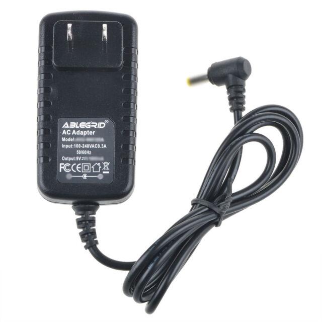 9V Adaptador de corriente alterna para Sennheiser RS175 RS 175 Auriculares inalámbricos fuente de alimentación PSU