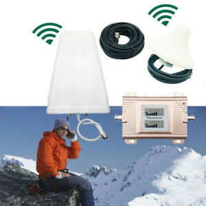 2G-3G-4G-850-1900MHz-Dual-Band-Cell-Phone-Signal-Booster-Amplifier-Repeater-Kit