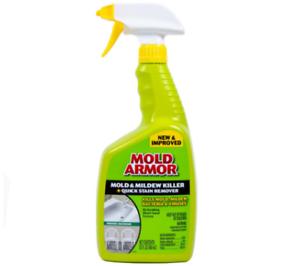 32 oz Liquid Mold Mildew Killer Stain Remover Bathroom ...