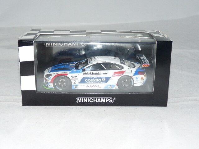 MINICHAMPS 437162652 BMW m6 gt3 – équipe Teo Martin Motorsport – Yacamán MONJE...