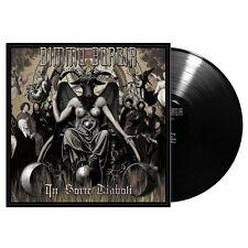 DIMMU BORGIR - IN SORTE DIABOLI BLACK VINYL  VINYL LP NEU