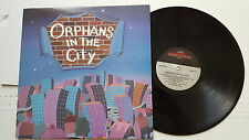 ORPHANS IN THE CITY - Self Titled s/t '84 MODERN SOUL FUNK DISCO (Lp) EX/EX