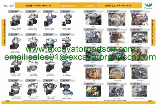 6736-61-1501 WATER PUMP FITS KOMATSU 4D102 S4D102  ENGINE PC60-7 PC120-7 PC120-6